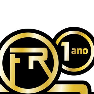 LOGOTIPO - FARRA DE RICO 1 ANO